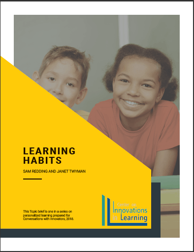Cover art for Learning Habits